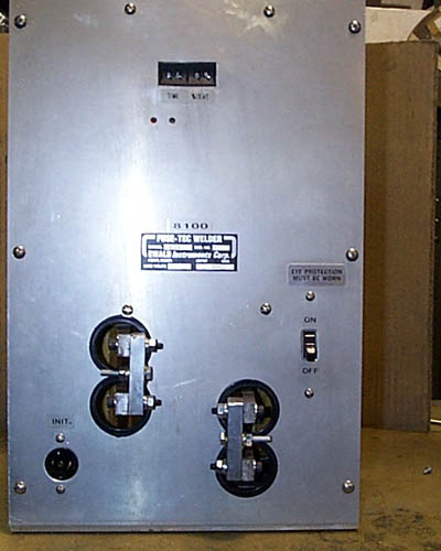 Ac Power Supply Synchronous Model 8007